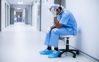 La soledad de un cirujano.